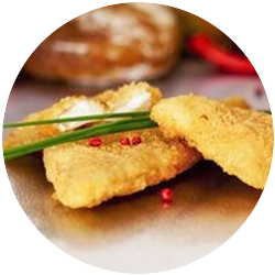 BREADED PIKE FILLETS