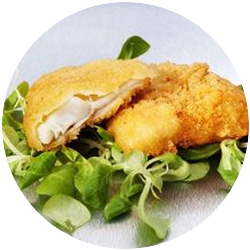 BREADED GOURMET FILLETS